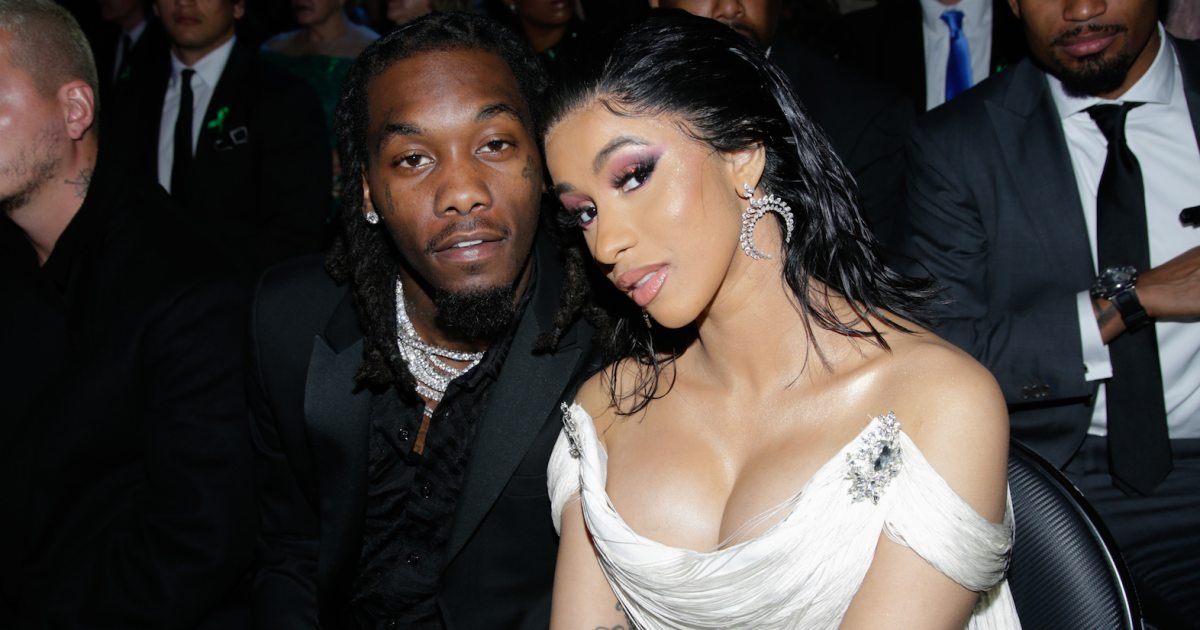 Offset Gets Cardi B Name Tattoo: Offset Shares Cardi B Birthing Video In Migos Documentary