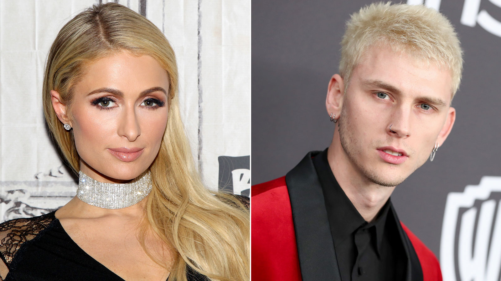 Paris Hilton Responds To Mgk Dating Rumors We Re Just Friends