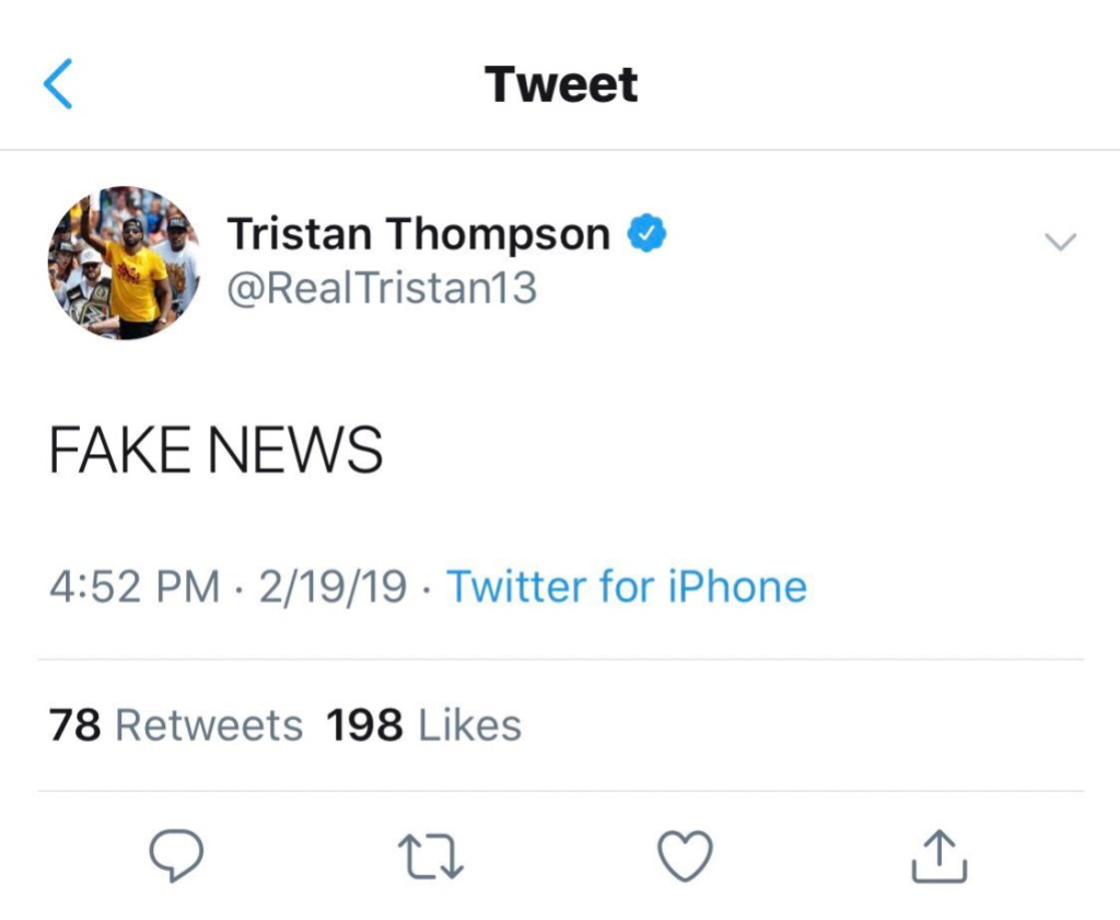 Tristan Thompson Caught Cheating on Khloé Kardashian With Kylie Jenner's BFF Jordyn