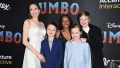Angelina Jolie and Her Kids All Smiles While Hitting the Red Carpet for Dumbo Premiere