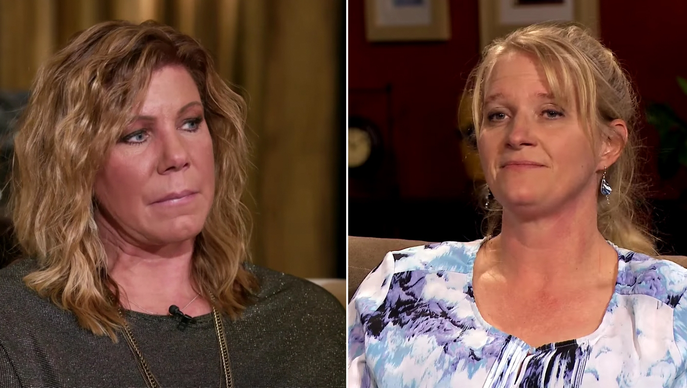Are 'Sister Wives' Stars Meri and Christine Brown Friends? The Evidence That They Might Be at Odds