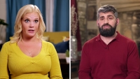 Ashley Martson and Jon Walters 90 Day Fiance Feud