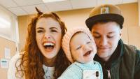 Audrey Roloff's daughter says i love you