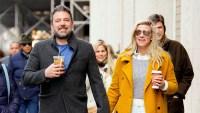 Ben Affleck and GF Lindsay Shookus Talking About Moving In Together