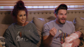 Chelsea Houska and Cole DeBoer with Daughter Layne