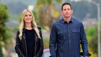 Christina and Tarek El Moussa film Flip or Flop