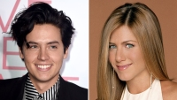 Cole Sprouse Was Infatuated with Jennifer Aniston on Friends Set