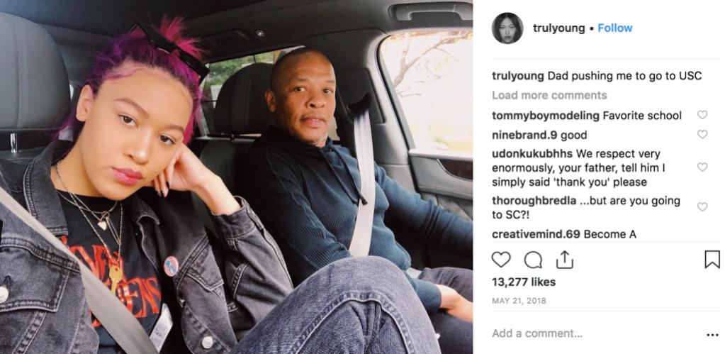 Dr. Dre resurfaced instagram