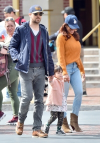 Eva Mendes and Ryan Gosling Make Rare Appearance With Kids