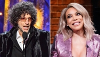 Howard Stern Fires Back at Wendy Williams for Claiming He's 'Gone Hollywood'