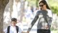 Jennifer Garner and Son Samuel