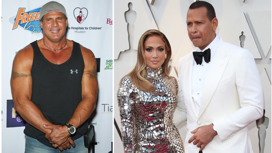 Jose Canseco Tweets at Alex Rodriguez After Accusing Him of Cheating on Fiancée Jennifer Lopez