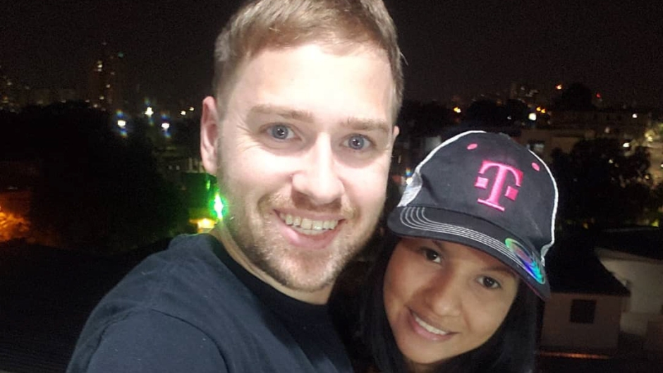 90 Day Fiancé' Star Paul Staehle Says Karine 'Destroyed Her Cell Phone' Following GoFundMe Backlash