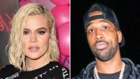 Khloe Kardashian Dresses True in 'Wish You Were Here' Shirt After Tristan's Birthday