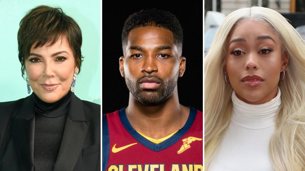 Kris Jenner talks Tristan Thompson/Jordyn Woods scandal with Ryan Seacrest