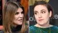 Lena Dunham Shades 'Fuller House' Star Lori Loughlin Amid College Admissions Scandal