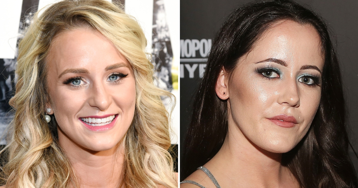 Leah Messer Shades Jenelle Evans For Burning Kailyn Lowry