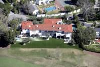 Lori Loughlin Has a USC Trojans Flag Flying Outside Her Massive California Mansion