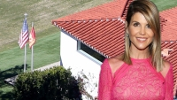 Lori Loughlin Has a USC Trojans Flag Flying Outside Her Massive California Mansion