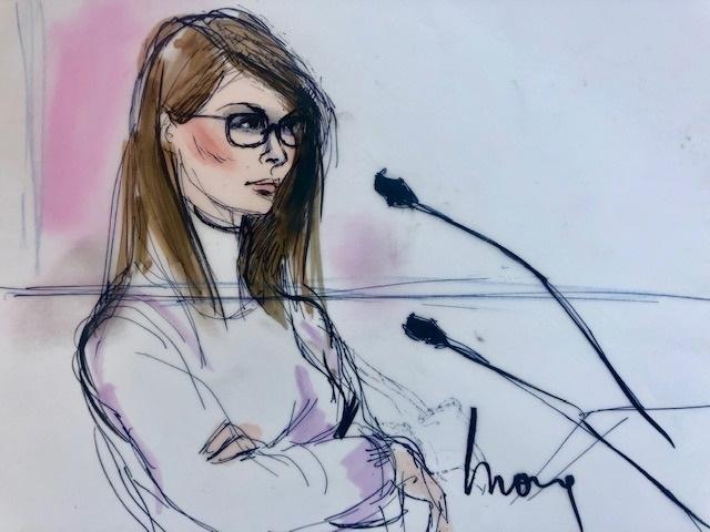 Lori Loughlin appears in court