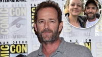 Luke Perry's Daughter Breaks Silence After His Tragic Death I am Grateful for All the Love