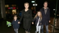 Megyn Kelly, husband, Doug Brunt and their kids head to dinner at Cibo e Vino