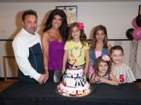 Milania Giudice's 7th Birthday Celebration
