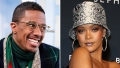 Nick Cannon Leaves thirsty Comment on Rihanna pic