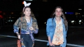 Paris Jackson Wears Bunny Ears While Out and About With Boyfriend Gabriel Glenn