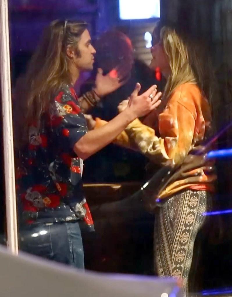 Paris Jackson argues with boyfriend