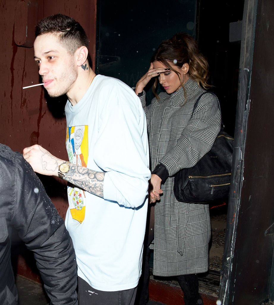 Pete Davidson Is a 'Breath of Fresh Air' For Kate Beckinsale