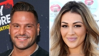 Jersey Shore Ronnie Ortiz-Magro and Ex Jen Harley Reunite With Daughter Ariana