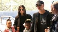 Sandra Bullock and Boyfriend Bryan Randall Spend Time With ...