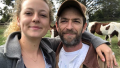 luke perry and his daughter