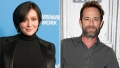 90210 Star Shannen Doherty Responds to News of Luke Perry's Stroke He's My Dylan