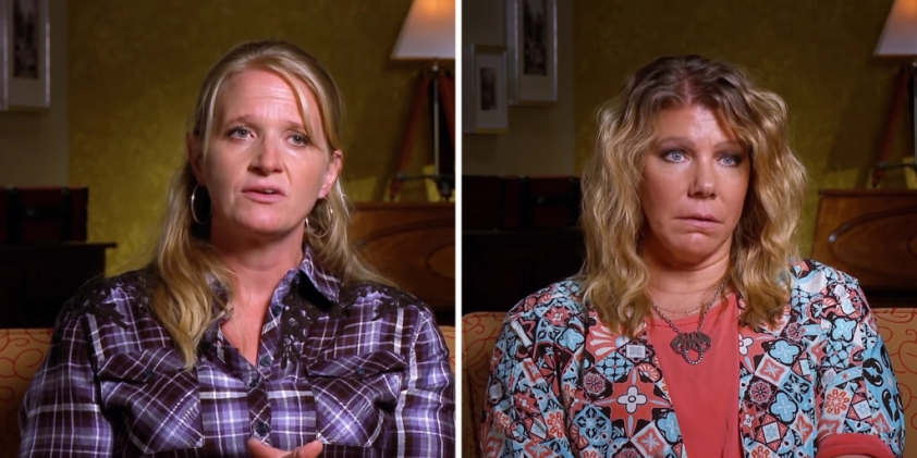 'Sister Wives' Stars Meri and Christine Brown Are 'Still Working On' Their Relationship