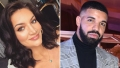 The Mother of Drake Son Adonis Parties in VIP Section at His Paris Concert