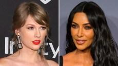 Taylor Swift Calls Out Kim Kardashian For Bullying