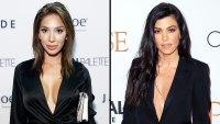 Farrah Abraham Kourtney Kardashian Poosh Pic