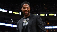 Tristan Thompson Shares Cryptic Song Lyrics Following Cheating Scandal