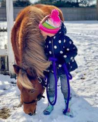 Tyler Baltierra buys Nova a pony 2