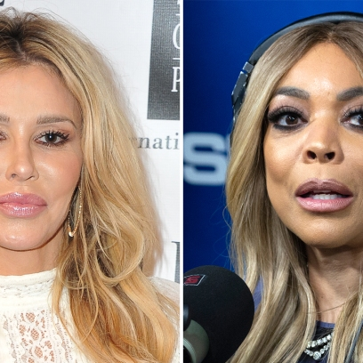 Real Housewife Brandi Glanville Knew Wendy Williams Had a Problem