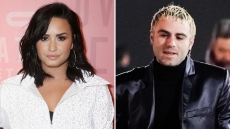 demi lovato ex Henri was huge distraction for her