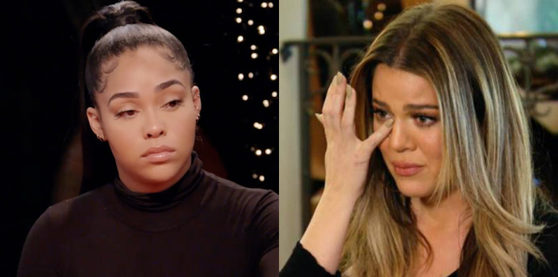 fans slam khloe kardashian after she tweets after jordyn woods red table talk