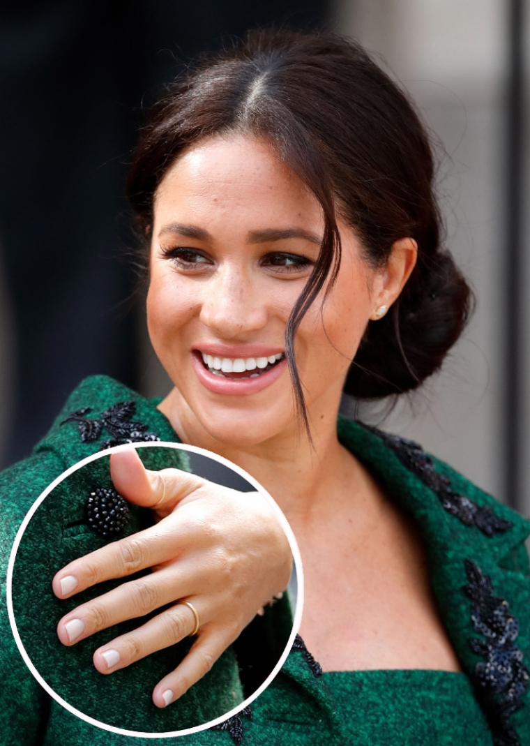 Flipboard Omgtrouble In Paradise Meghan Markle Steps Out border=