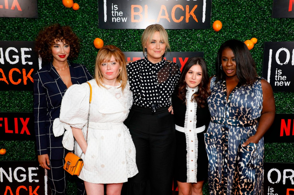 cast or orange is the new black