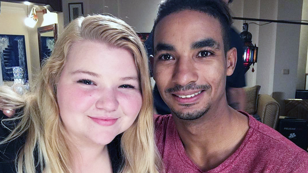 90 Day Fiancé's Nicole Reveals She and Azan Have Baby Name Ideas