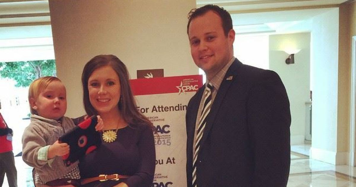 'Counting On' Star Anna Duggar Gives Birth To Baby No. 6