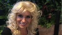 Beth Chapman in a New Picture on Instagram With her Blonde Hair