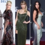 Side-by-Side Photos of Katy Perry, Taylor Swift and Kim Kardashian